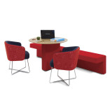 Orangebox Border Soft Seating
