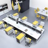 Senator Chemistry Desking System