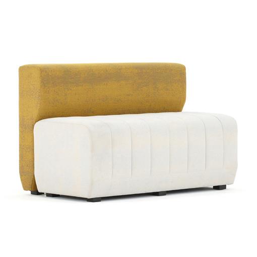 Allermuir Haven Bench Soft Seating