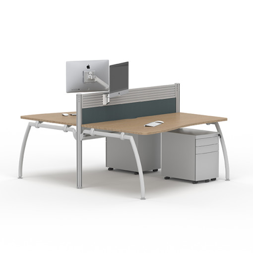 Senator Intrigue Desking System