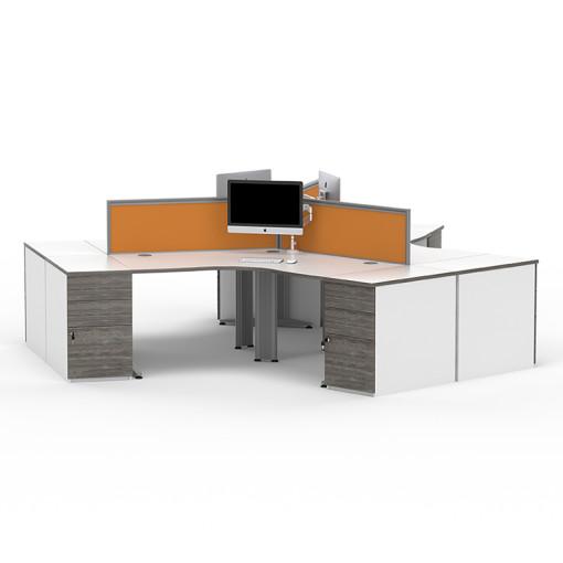 Senator Jigsaw Desking System
