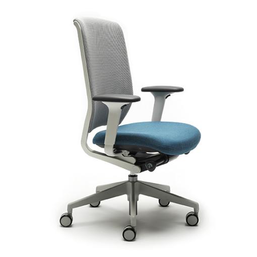 Evolve Task Chairs & Desk