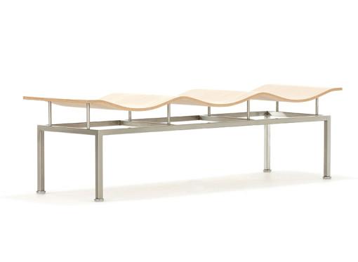 Allermuir Wave Multi-purpose Bench Seating