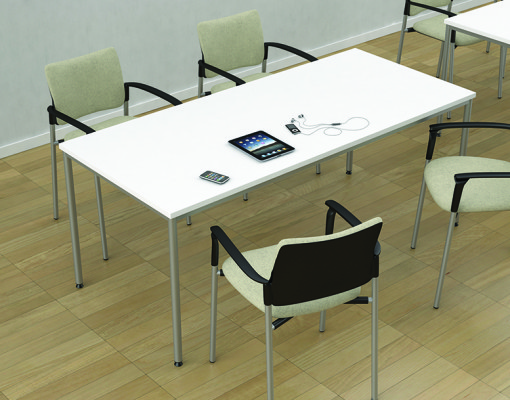 Training and conference table quay for Furniture quay