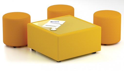 Gresham Rectangles and Curves Soft Seating