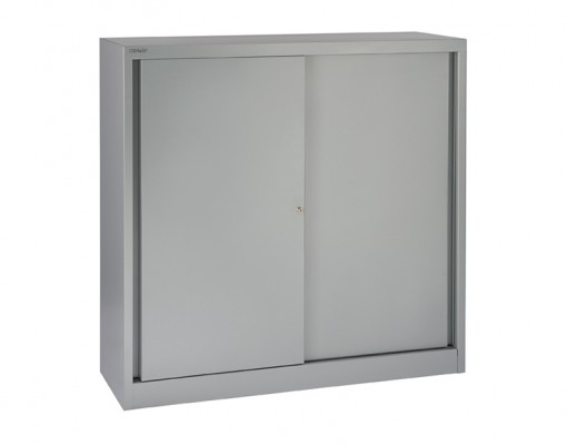 Bisley Economy Sliding Door Cupboard