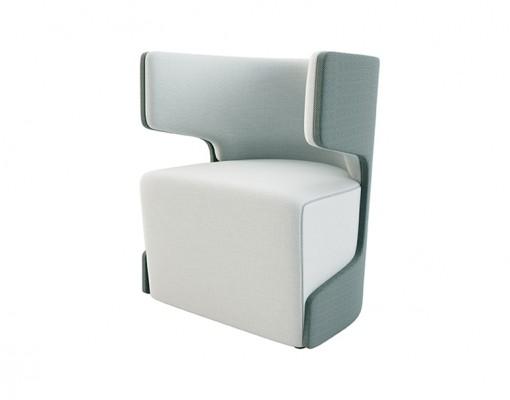 Izzey Lite Static soft seating