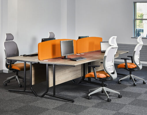 Gresham X10 Deskit Orange Mirage Lite