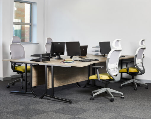 Gresham X10 Deskit Wave Yellow Oscar