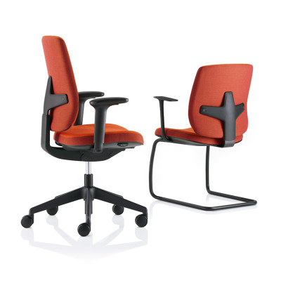 Orangebox Seren Meeting Chair
