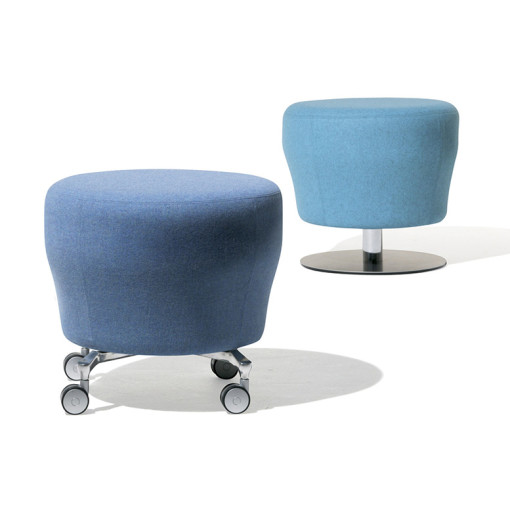 Orangebox Point Soft Stool