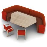Orangebox Away from the Desk Seating