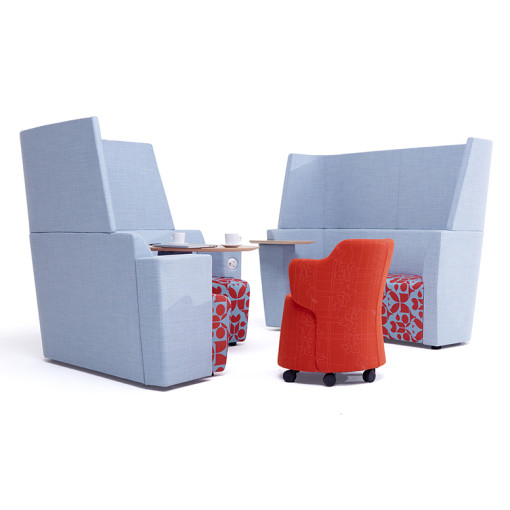 Orangebox Away from the Desk Seating