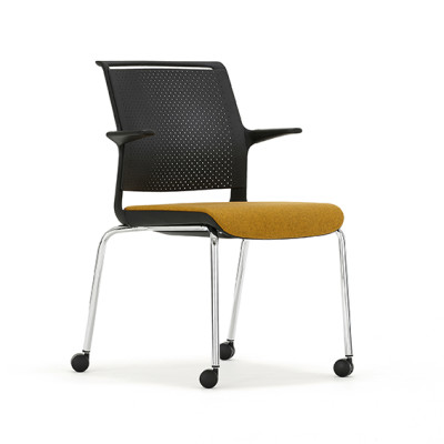 Senator Ad-Lib Four Leg Castors Multi-Purpose Chair