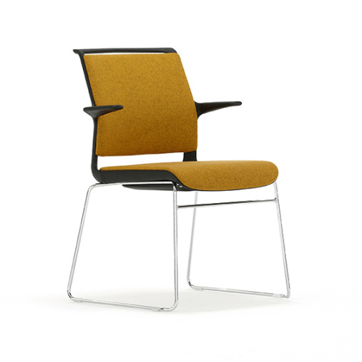 Senator Ad-Lib Skid Multi-Purpose Chair