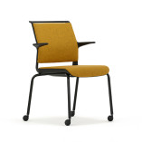 Senator Ad-Lib Four Leg Castors Multi-Purpose Chair