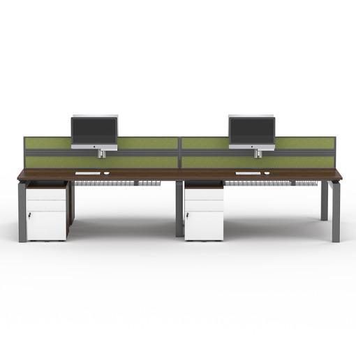 Senator CrossoverBench Desking System