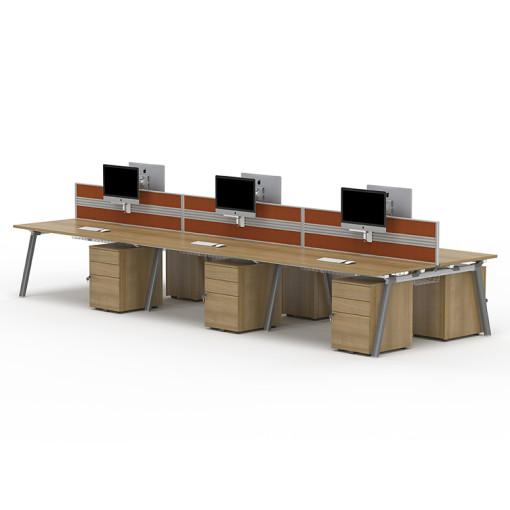 Senator Crossover Desking System