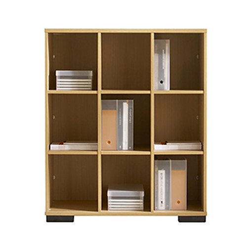 Senator Cubicle bookcase unit