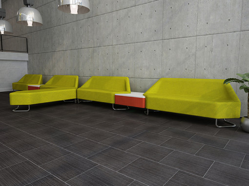 Connection Hexal Soft Seating