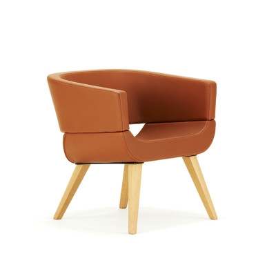 Allermuir Lola Wood Multi-purpose Seating