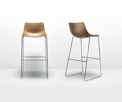 Allermuir Curve Multi-purpose Stool
