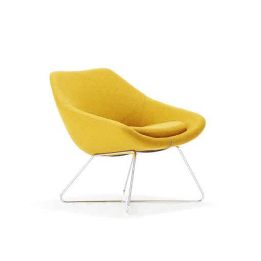 Allermuir Open Soft Chair