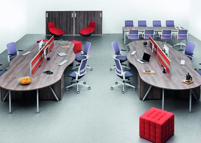 Senator Desking Core_Ecoflex_Circo