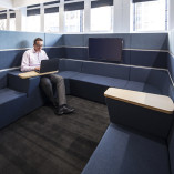 Connection Hive Soft Seating