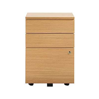 Senator Tall 3 drawer mobile pedestal Storage