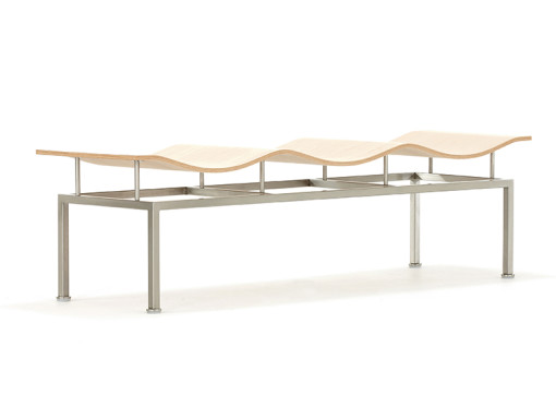 Allermuir Wave Multi-purpose Bench Seating