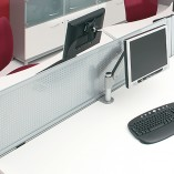 Desk Top Mounted Screens
