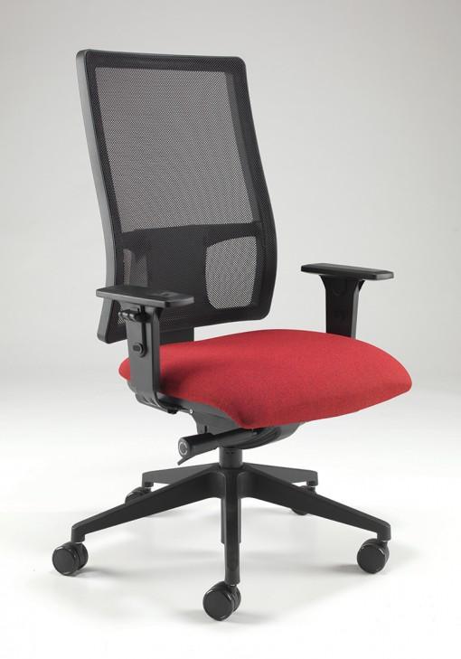 Gresham Harlequin Mesh Task Seating