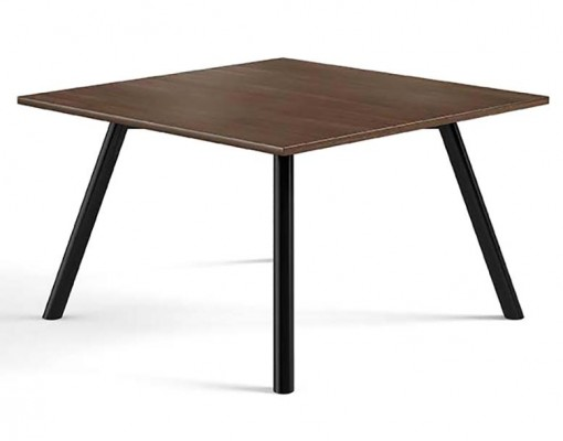 Moment Steel Leg Table