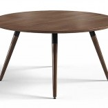 Moment Wooden Leg Table