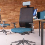 Gresham G Series Mesh Task Seating