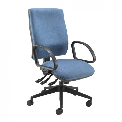 Gresham Platinum Plus Squared Task Seating