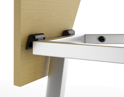 Segment Table Hinge_detail