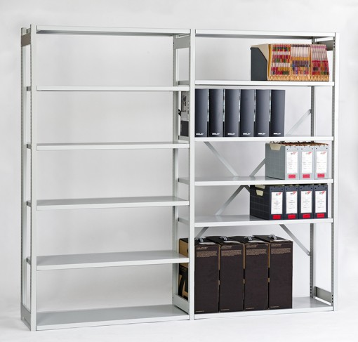 Bisley Shelving and Racking
