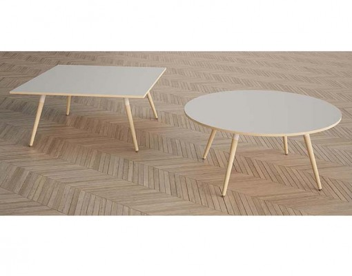 Moment Square And Round Tables