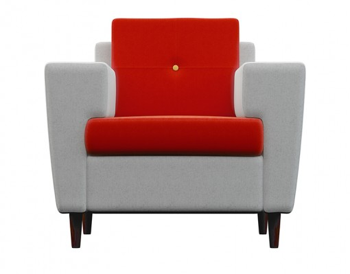 Gallen Single Seater United Red