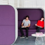 Boss Design Group Cocoon Seating