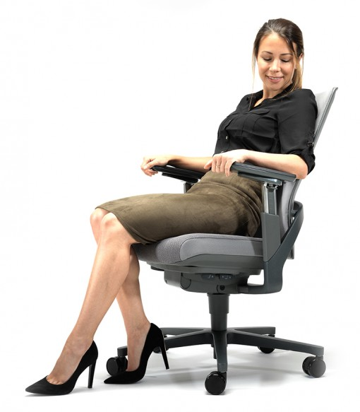 iWorkchair Task Chair by Senator