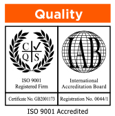 quality-ISO 9001
