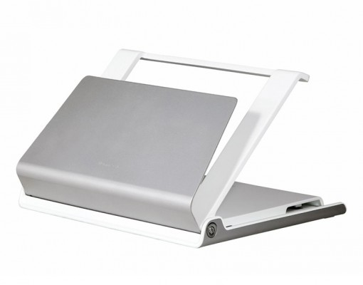 humanscale laptop holder-l6 white_ 2400