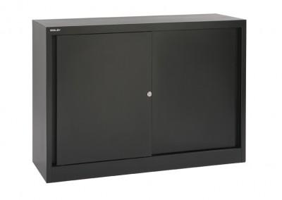Bisley Economy Sliding Door Cupboard 3