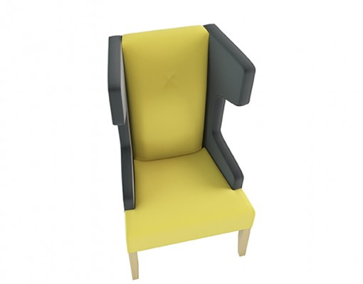 Izzey High Back Soft Seating