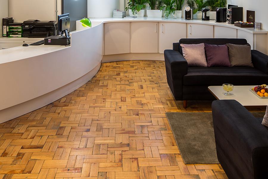 Bespoke Parquet Flooring