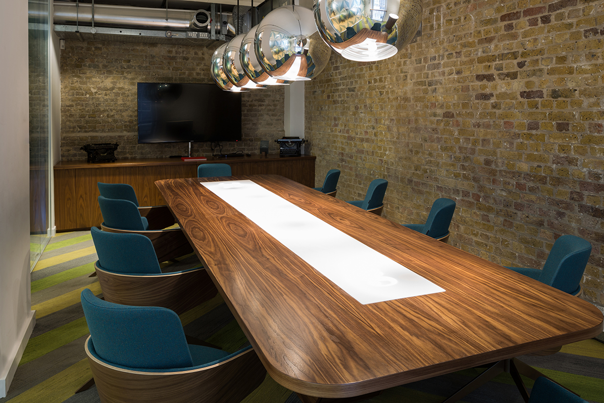 Bespoke Boardroom Table 1
