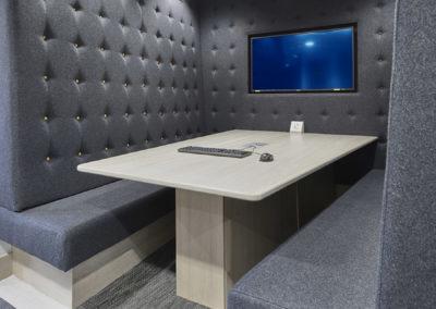 Bespoke Seating Booth